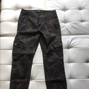 Rue 21 Camouflage pants